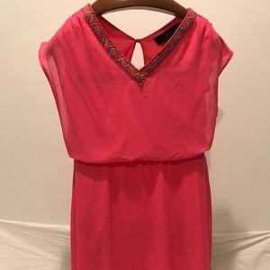 Francescas Collection Pink Dress
